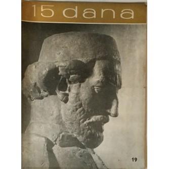 15 DANA ČASOPIS 1963. BROJ 19